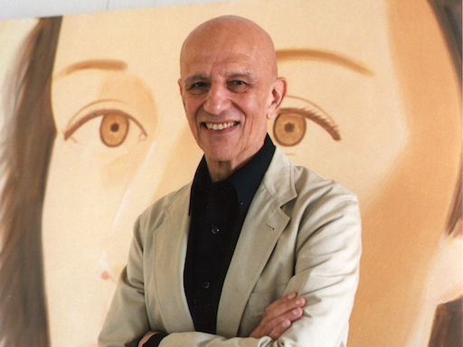Distilling Art to Its Essence: Q&amp;A with Alex Katz