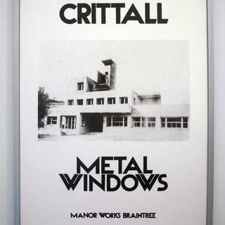 Crittall Metal Windows (No. 2) art for sale