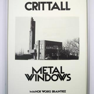 Crittall Metal Windows (No. 3) art for sale