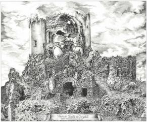 Veduta del Castello di Greyskull, by <a href='/site-admin/artists/artist/255'>Butt Johnson</a>