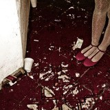 Camila Rodrigo Graa, Red Shoes, from the series Simulacrum, 2007