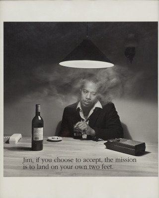 Carrie Mae Weems Jim, if you choose to accept... art for sale