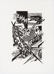 Zzhaa Zow, by Christian Marclay