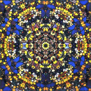 Cathedral Print, St. Paul, by <a href='/site-admin/artists/artist/483'>Damien Hirst</a>