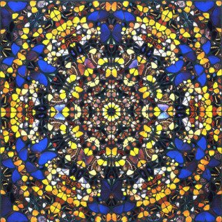 Cathedral Print, St. Paul, by Damien Hirst
