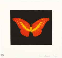 To Love, by Damien Hirst
