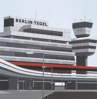 Berlin Tegel, by <a href='/site-admin/artists/artist/50'>Daniel Rich</a>