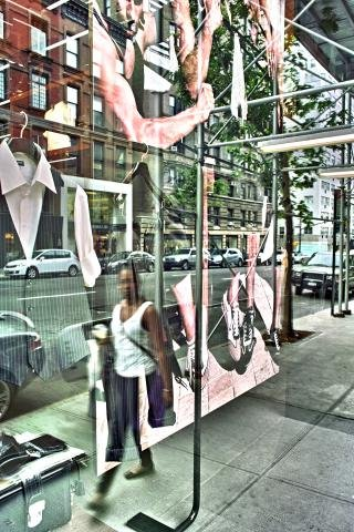 Attempt: 05/22/2010 11:23:46 (NYC Street), by <a href='/site-admin/artists/artist/54'>David Brown</a>