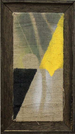 Sun Shade in Black and Yellow, by <a href='/site-admin/artists/artist/676'>David Hendren</a>