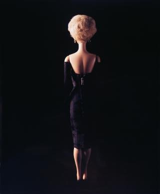 Barbie 1, by David Levinthal