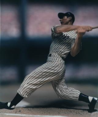 Baseball 42, by David Levinthal