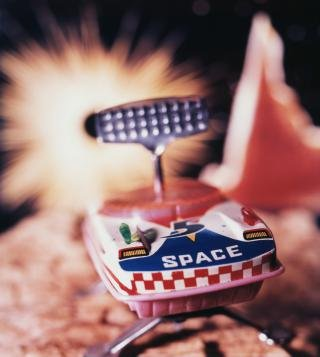 Space 10, by David Levinthal