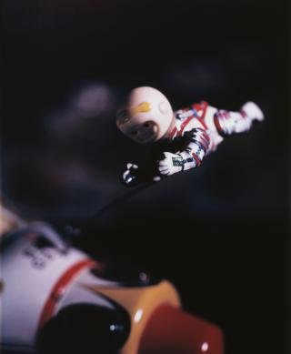 Space 8, by David Levinthal