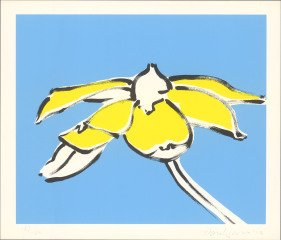 Black Eyed Susan, by <a href='/site-admin/artists/artist/56'>David Salle</a>