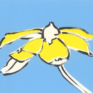 Black Eyed Susan, by David Salle