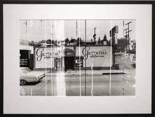 Sunset Strip (Gazzarri's), by Ed Ruscha