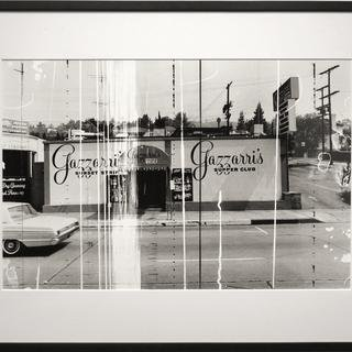 Sunset Strip (Gazzarri's) art for sale