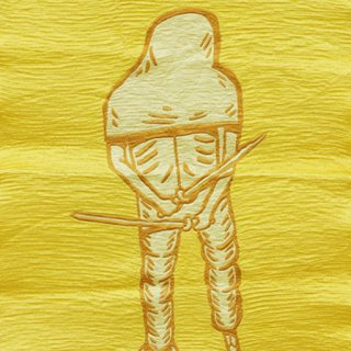 Yellow Soldier #2 art for sale