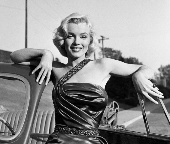 "Frank Worth, Marilyn Monroe Classic Portrait Set of ""How to Marry a Millionaire"""