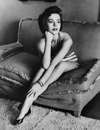 Natalie Wood Classic Portrait, by Frank Worth