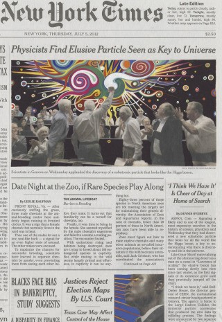 July 5, 2012, by Fred Tomaselli