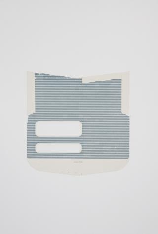 Security Envelope #6, by Garth Weiser