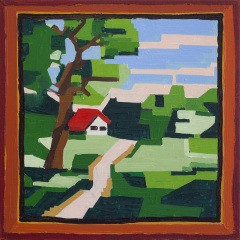 European Landscape, by <a href='/site-admin/artists/artist/1467'>Guy Yanai</a>
