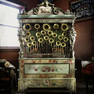 Gasparini Street Organ art for sale