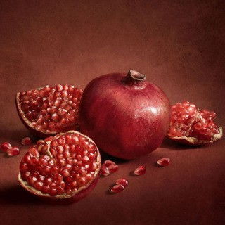 Harold Ross, Pomegranate
