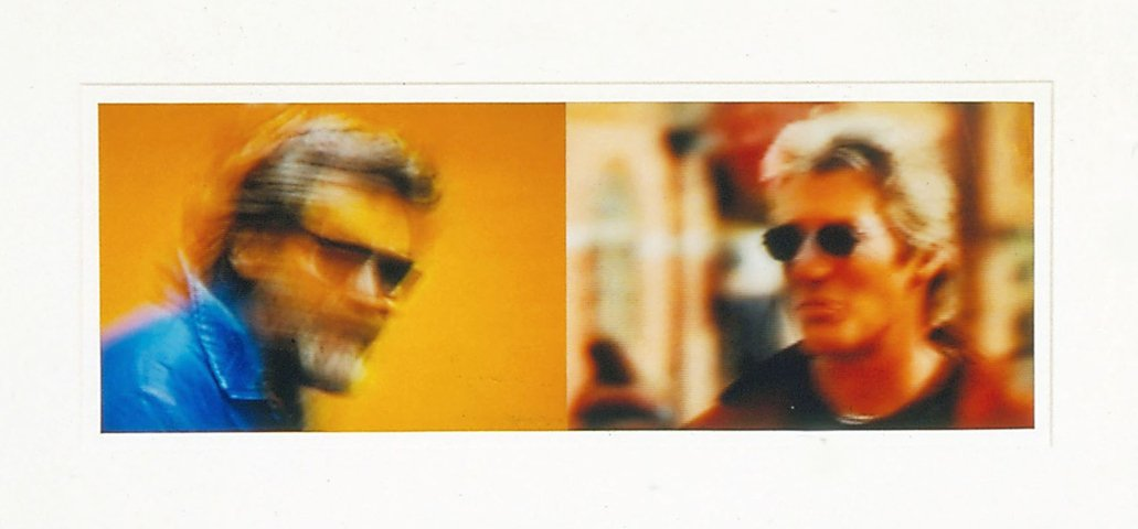John Waters - Manson Copies Richard Gere, Photograph