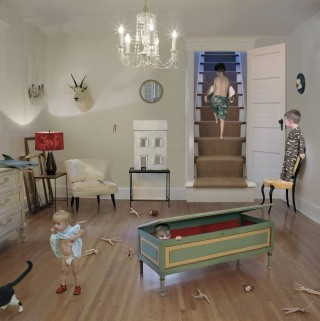 Camouflage, by Julie Blackmon