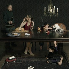 Dinner Party, by Julie Blackmon