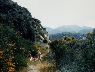 Justine Kurland The Family art for sale