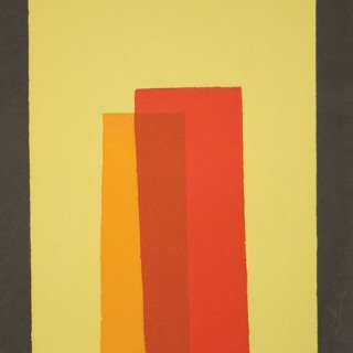 Kate Shepherd, Color Trope Black, Lemon Yellow, Reds, Orange