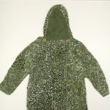 Laura Craig McNellis, Untitled (Green Camouflage Coat)
