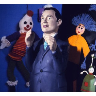 The Characters from the Movie Series, by Laurie Simmons