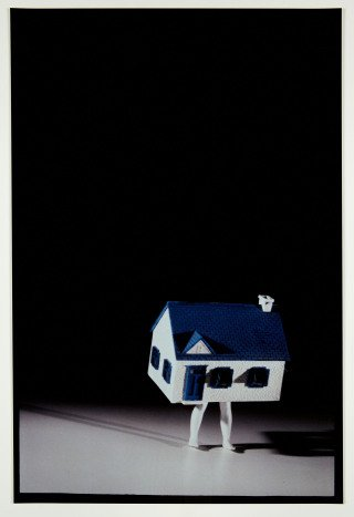 Walking House, by Laurie Simmons