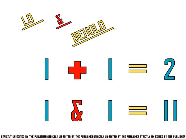 Lawrence Weiner, Lo &amp; Behold