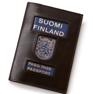 Suomi Finland Passi Port Passport art for sale