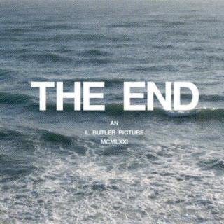 The End, by Luke Butler