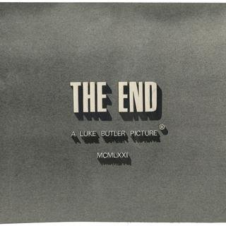 The End 52, by Luke Butler
