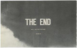 Luke Butler The End 59 art for sale