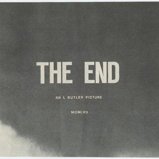 Luke Butler, The End 59