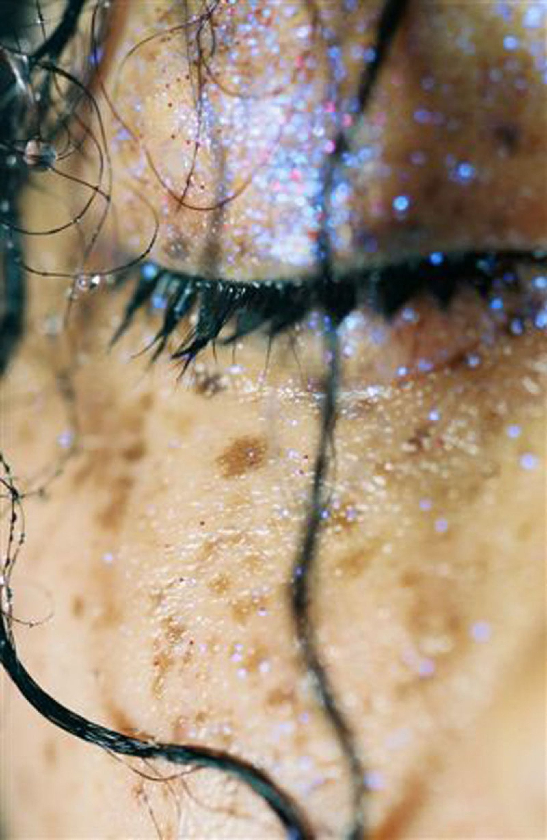 Marilyn Minter, More Spots