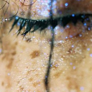 More Spots, by Marilyn Minter