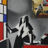 Mark Kostabi, Progress of Beauty