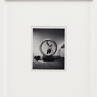 Matt Ducklo, Sun at Noon, 1969, Noguchi Museum