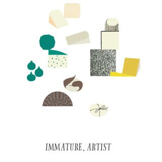 Immature, Artist, by Matthew Brannon