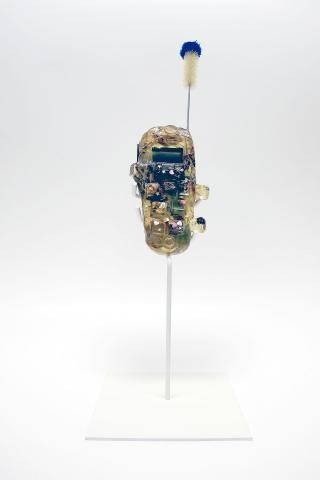 Nam June Paik Telephone X art for sale