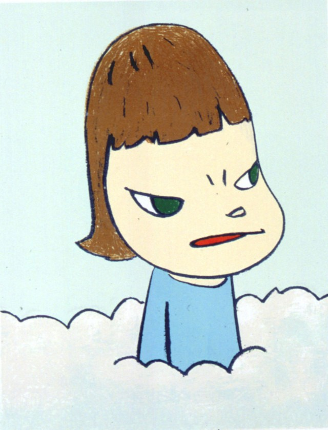 Yoshitomo Nara, In the Cloud